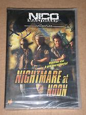 NIGHTMARE AT NOON - DVD FILM SIGILLATO (SEALED)