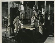 "PHOTO CINEMA Luis BUNUEL : Bernie HAMILTON Crahan DENTON ""The Young One"" 1960"