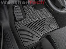 WeatherTech All-Weather Floor Mats - Ford Explorer - 2011-2014 - Black