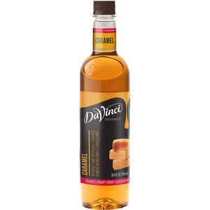 DaVinci Premium Flavored Syrups 750ml ( 25.4 fl oz ) for Coffee, Soda Espresso