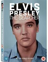 Elvis Presley: The Searcher [DVD] [2018][Region 2]
