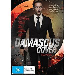 damascus cover dvd region 4 release 25/07/2018