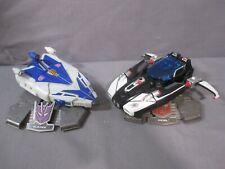 New listing Transformers Titanium Prowl & Scourge Complete Diecast Figure Lot 2006
