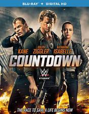 Countdown [Blu-ray + Digital HD], Good DVD, WWE Superstar Kane, Katharine Isabel
