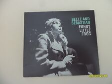 BELLE AND SEBASTIAN ' Funny Little Frog ' 3 track CD Rough Trade