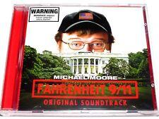 soundtrack, Fahrenheit 9/11, Original Soundtrack CD
