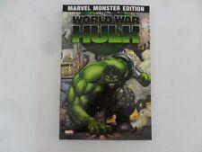 Marvel Monster Edition World était Hulk 2 Nº 27 PANINI état 1