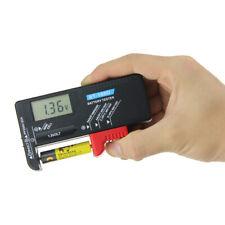 BT168D Digital Battery Capacity Tester LCD for 9V 1.5V AA AAA Cell C D Batteries
