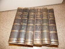 1852.La Sainte Bible.6/6.De Carrières.Ménochius