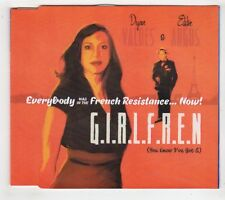 (GW469) Everybody Was In The French Resistance... Now!, G.I.R.L.F.R.E.N. - DJ CD
