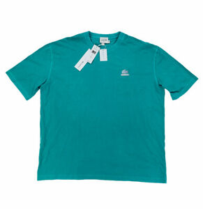 NEW Lacoste x Concepts Short Sleeve T Shirt Tee Reflective Green Mens Size XL