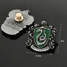 Harry Potter Hogwarts School Badge Metal Pin Brooch Cosplay Props Accessories