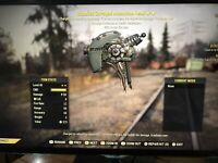 Fallout 76 PS4 Bloodied FFR Assaultron Head