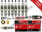 8 PCS FIT Spark Plugs Platinum For F150 Expedition 5.4L SP515 PZH14F SP-546 🔥