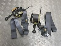 Jeu ceinture sécurité avant Renault Clio 2 ph. 1 - 3 portes de 1998 à juin 2001