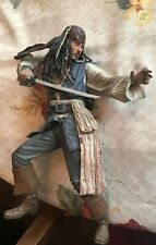 2007 Neca Disney Pirates of the Caribbean Jack Sparrow 12 Inch Figure