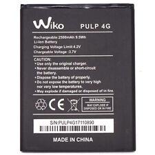 Batteria sostitutiva nuova originale Wiko per Pulp 4G 2500mAh 3.7V Bulk RB4G