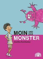 Moin und das Monster von Anushka Ravishankar (2016, Gebundene Ausgabe)