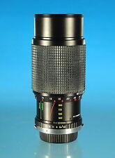 Super Albinar mc zoom 80-200mm/3.8 para YC Contax Yashica objetivamente lens - (18943)