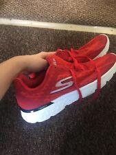 Women's Skechers GOrun, Red, UK Size 7. Excellent Value For Money!
