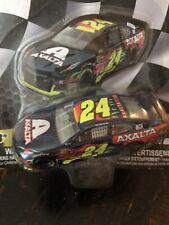 2018 WILLIAM BYRON #24 AXALTA 1/64 NASCAR AUTHENTICS WAVE 2 W/MAGNET