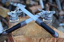 Nóż knives Double Dual Knife ORIENTAL Tibetan 2 in 1