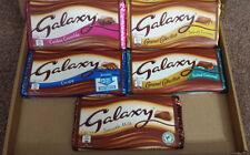 5 Luxury Galaxy Chocolate Bar Gift Box Selection Hamper Birthday/Thankyou Gift