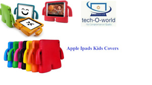 Kids  Shockproof Tough EVA Foam Case Cover Stand for All Apple iPad Models