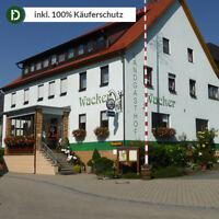 4 Tage Urlaub in Bad Rodach in Oberfranken im Landgasthof Wacker mit Frühstück