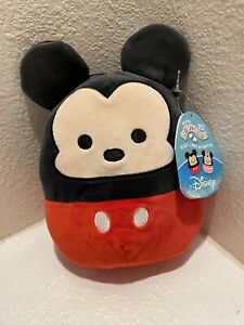 squishmallows Mother's Day Disney 7.5 Inch mickey mouse plush