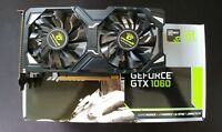 ManLi Nvidia Geforce GTX 1060 (6gb GDDR5) Graphics Card PCI-e