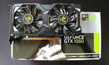 MANLI NVIDIA GeForce GTX 1060 (6gb GDDR 5) Scheda Grafica PCI-E