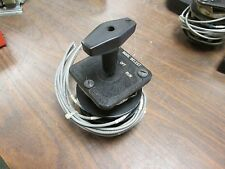 Electro Switch Series 24 Mode Select Rotary Switch 24203WD Used