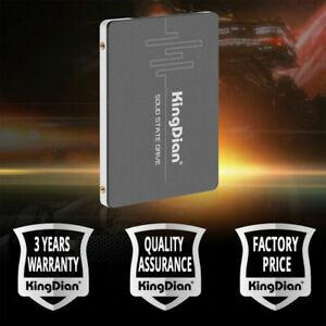 KingDian 2.5 SATA SSD 120GB 240GB 480GB 1TB 2TB HD HDD SSD Internal Solid State