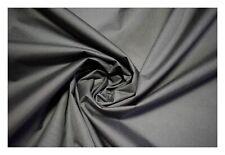 """Steel Grey Cordura Fabric 500D Outdoor Nylon DWR Coated Water Repellent 60""""W"""