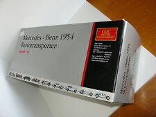 1/18 CMC MERCEDES-BENZ 1954 RENNTRANSPORTER BLUE