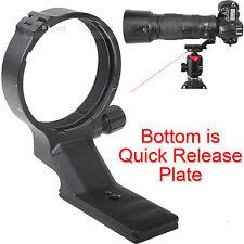 Metal Lens Collar Holder Tripod Mount Ring for Nikon AF-S 200-500mm F5.6E ED VR