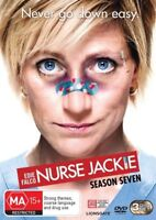 Nurse Jackie : Season 7 (DVD, 3-Disc Set) NEW