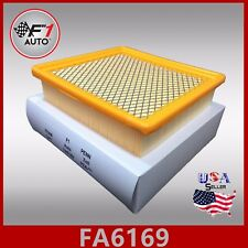 FA6169 CA11049 PREMIUM ENGINE AIR FILTER for 2014-2016 ELR & 2011-2015 VOLT
