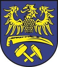 """OBERSCHLESIEN/""""Aufnäher/""""Patch DEUTSCHLAND//GLEIWITZ//OPPELN//KÖNIGSHÜTTE//BEUTHEN"""