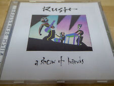 RUSH - A Show Of Hands - VG+ (CD)