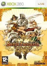 Battle Fantasia Xbox 360 It Import 505 Games