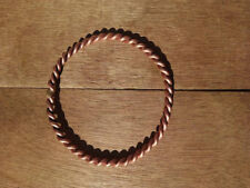 Tensor Ring -Standard Teotihuacan Unit..6mm wire -EMF protection-Energy Healing