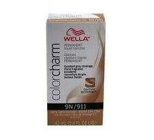 Wella Color Charm Liquid Haircolor 9N/911 Very Light Blonde, 1.4 oz