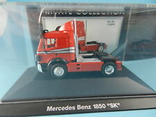 HERPA PRIVATE COLLECTION 110099 MERCEDES BENZ SK ZUGMASCHINE ROT 1:87