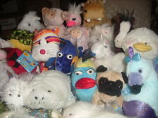 GANZ WEBKINZ WITH CODES CAT HORSE GOOGLE DUCK HORSE PIG MANATEE HIPPO DOGS