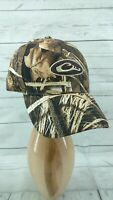Drake Waterfowl Logo Camo Hat L2