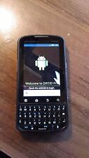 GREAT VERIZON Motorola Droid Pro XT610 Android Smartphone factory reset