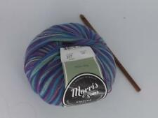 Morris Empire 2 ply - Irises - 50 gram  Morris & Sons Superfine Merino Sock Yarn