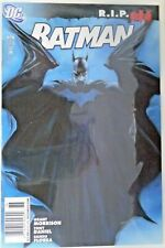 *Batman #676-697 RIP/Reborn/Gaiman (22 books)